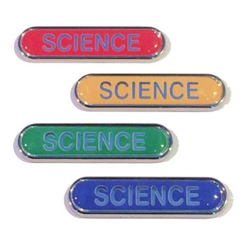 SCIENCE badge